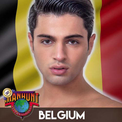 Manhunt Belgium 2018