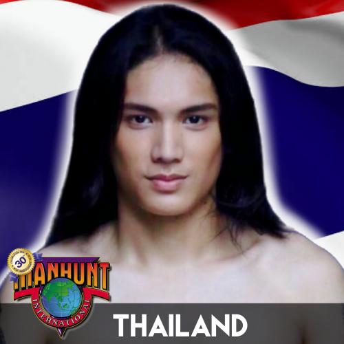 Manhunt Thailand 2018