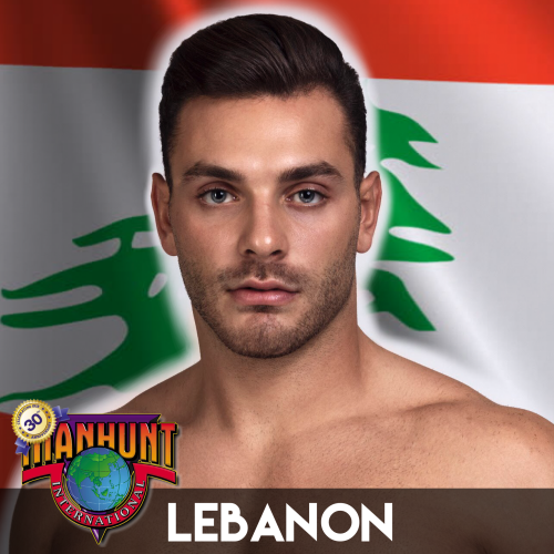 Manhunt Lebanon 2018
