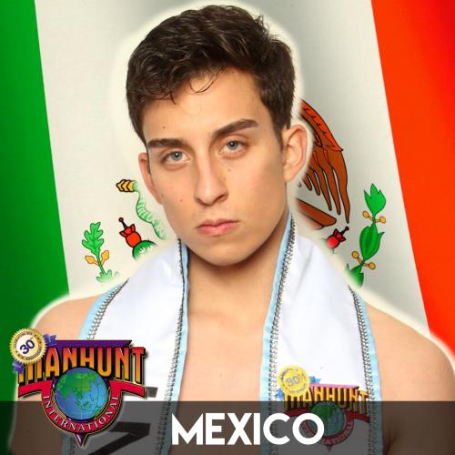 Manhunt Mexico 2018