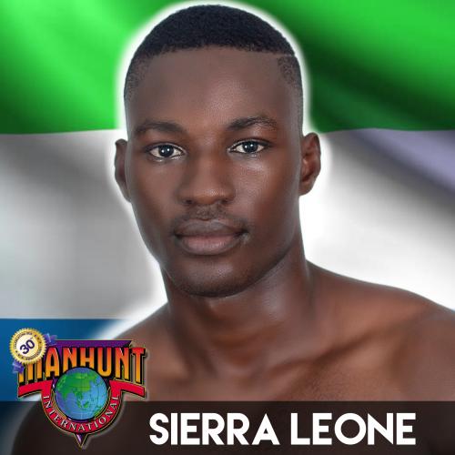 Manhunt Sierra Leone 2018