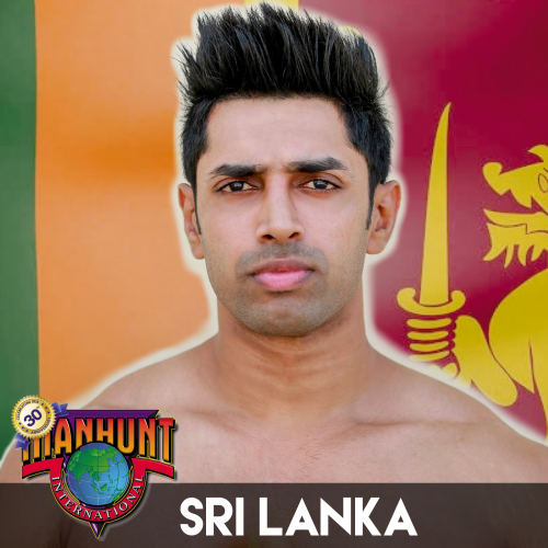 Manhunt Sri Lanka 2018