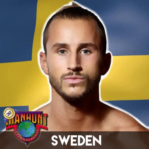 Manhunt Sweden 2018