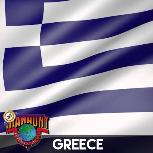 Manhunt Greece 2018