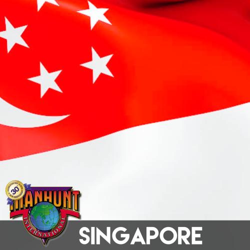 Manhunt Singapore 2018