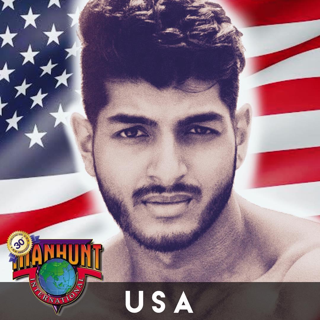 Manhunt USA 2018